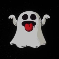 Halloween Boo Ghost Pet
