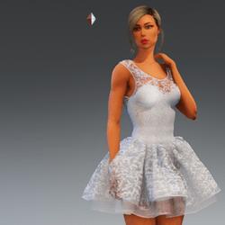 Evening Dress #3