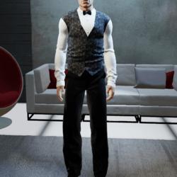 Tuxedo #9