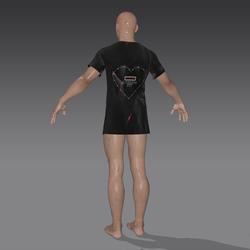 Ryzo M T-Shirt 2 (TM)