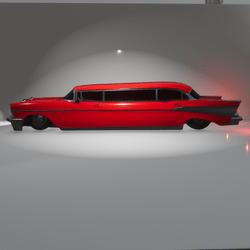 retro limo