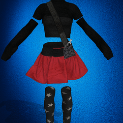 STARLIGHT SKIRT OUTFIT
