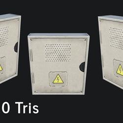 Utility Box J