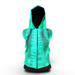 Neon Hoodie female