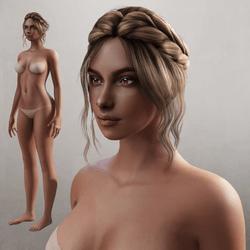 Alina - Avatar - Dark Tan