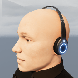 SLEEK Headphones | Male