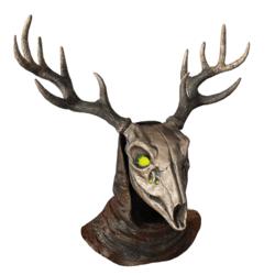 The Wendigo Halloween Mask (female)