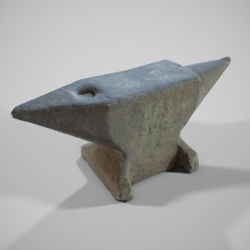 Rusted Anvil