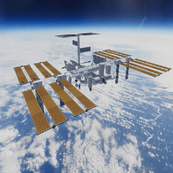 ISS (International Space Station)