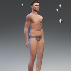 Adam - male avatar