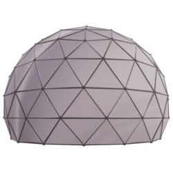Audio Dome  Shell
