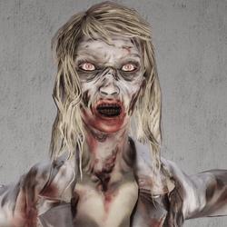 Zombie Girl NPC