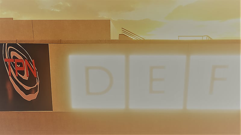 DEFG Inworld Teleporter Network