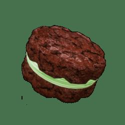 Cookie Ice Cream Green Tea