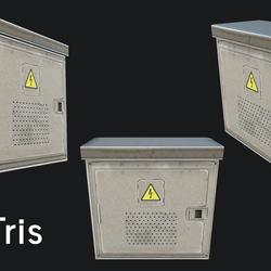 Utility Box A