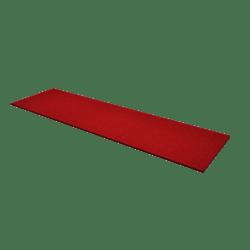 Simple red carpet