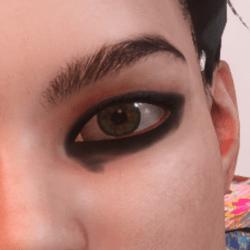 Daphne Sad Eyes