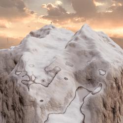 Mt McKinley Terrain