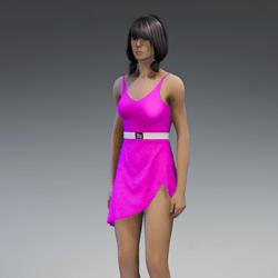 Dress Lara 2.0 pink