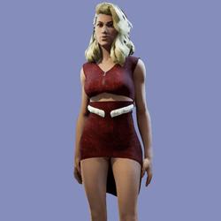 Zenia Red