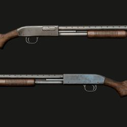 Shotgun M590