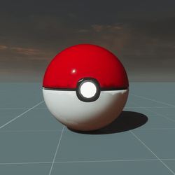 Pokeball for WishMaker