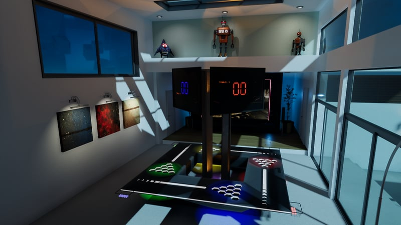 Sansar Game Room