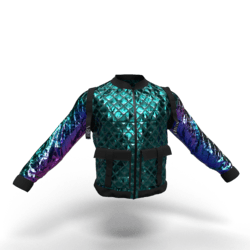 Vaporwave Jacket male