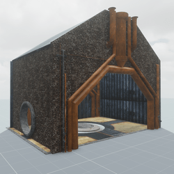 Steam Punk Building 2