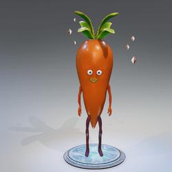 Carrot Avatar