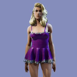 Leila Purple