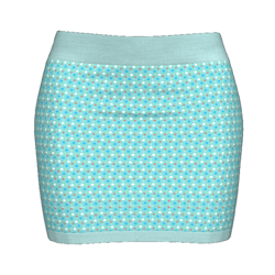 Woman Simple Skirt - Dotty