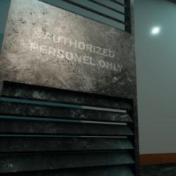Vented Door