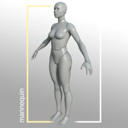 Mannequin_female