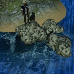 Seaside Rocks [01]