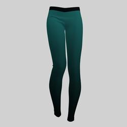 Leggings Maddy Gradient Emerald 2.0