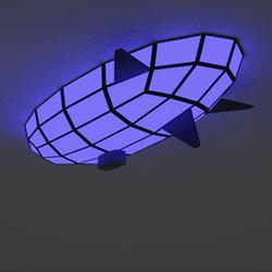 Airship Lamp