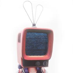Animated TV Head (Static)