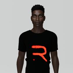Darrell - African Male Avatar