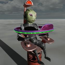 Alien Sentry