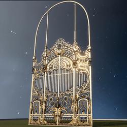 Petite Palace Gate