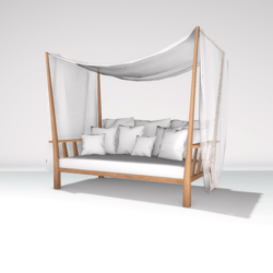 Galini set - Daybed