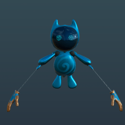 SqirlBot - Aqua