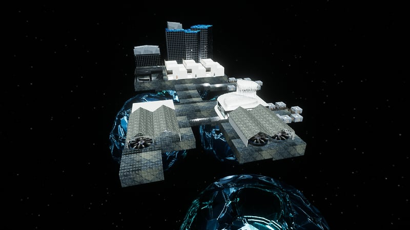 DNA Galatica Hub 3433