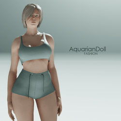 [AD] GYM OUTFIT