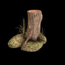 Tree- Stump [01]