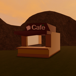 Cafe template