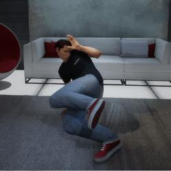 Breakdance 2 (Male) - Abra