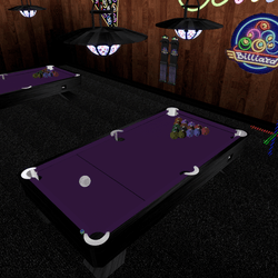 Complete Billiard Table