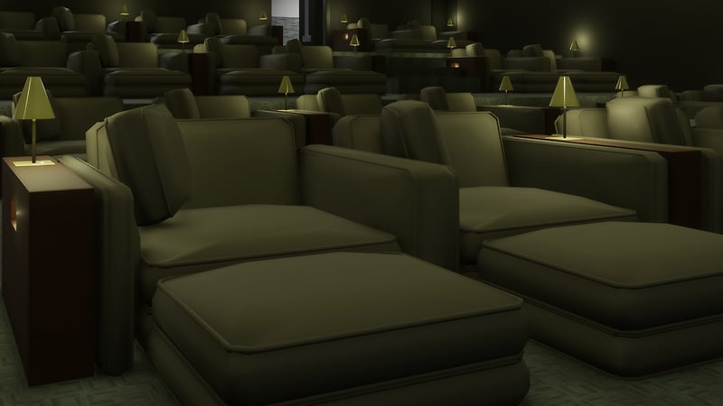 Cinema Zero: Luxury Cinema